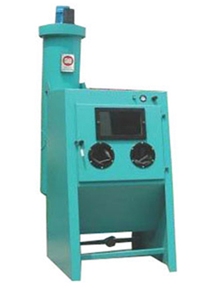 Fine Media Suction Blast Machine