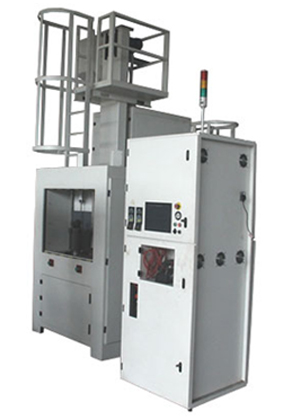 Robotic Shot Peening Machine